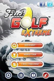 手指高尔夫高级版截图(4)
