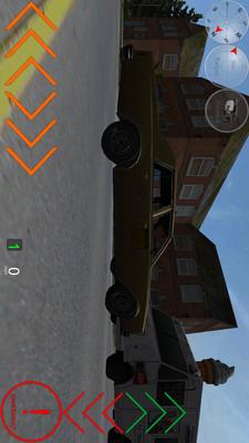 出租车驾驶模拟截图(3)