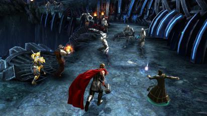 雷神索尔2:暗黑世界截图(3)