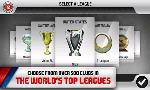 国际足球大联盟12截图(5)
