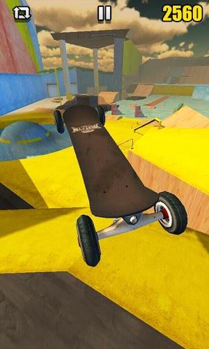 真实滑板截图(2)