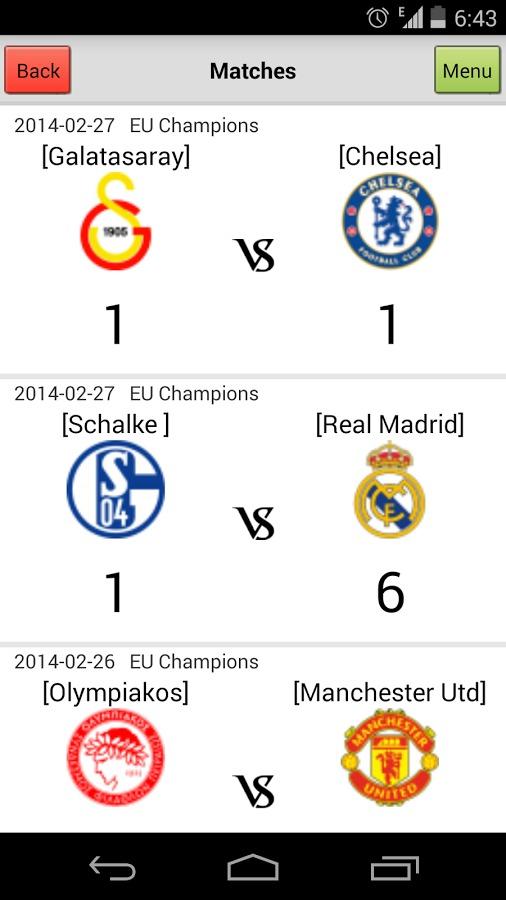 足球比分截图(1)