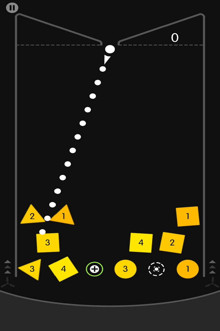 物理弹球截图(1)