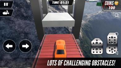 极限汽车特技3D游戏截图(3)