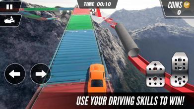 极限汽车特技3D游戏截图(2)