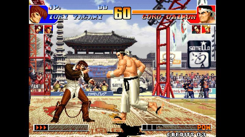 拳皇97截图(3)
