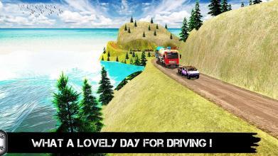 6 x 6 车驾驶 2017 3D截图(2)