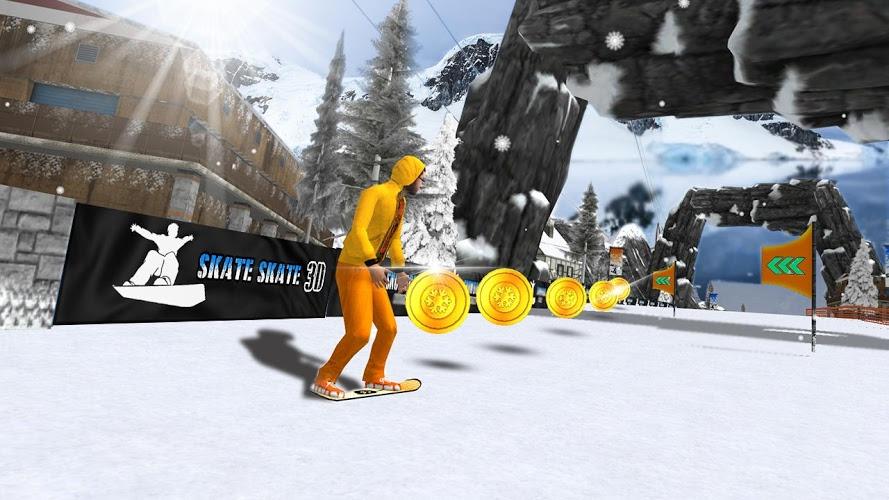 滑板滑板3D截图(4)