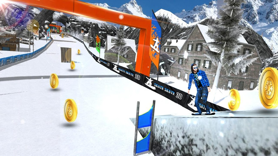 滑板滑板3D截图(5)