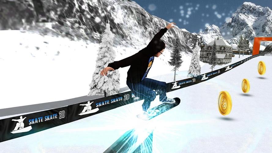 滑板滑板3D截图(2)