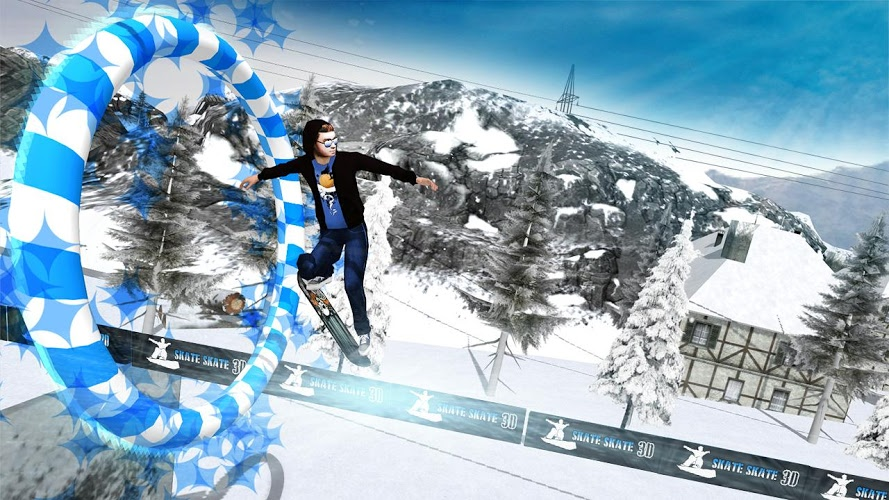 滑板滑板3D截图(1)