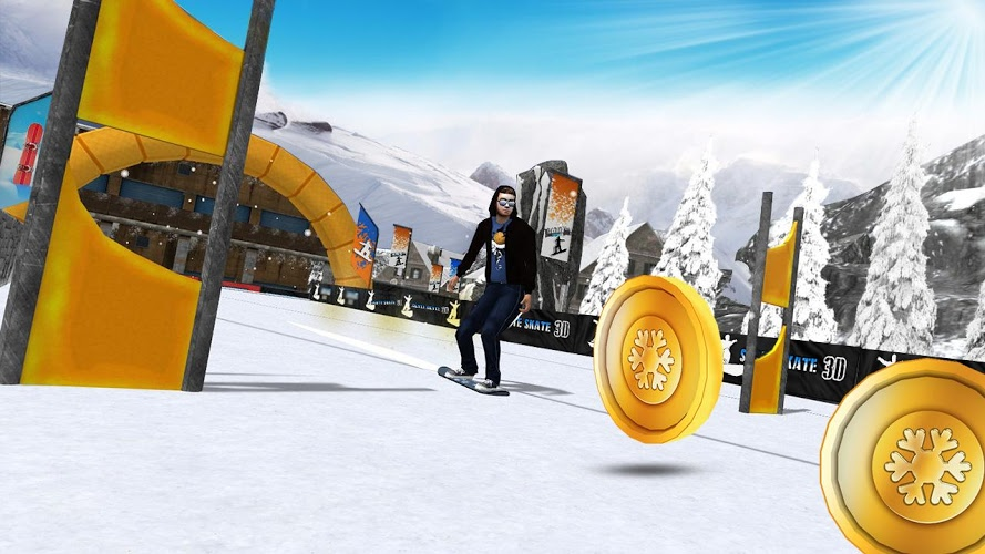 滑板滑板3D截图(3)