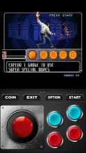 Arcade kof fighter 2002截图(2)