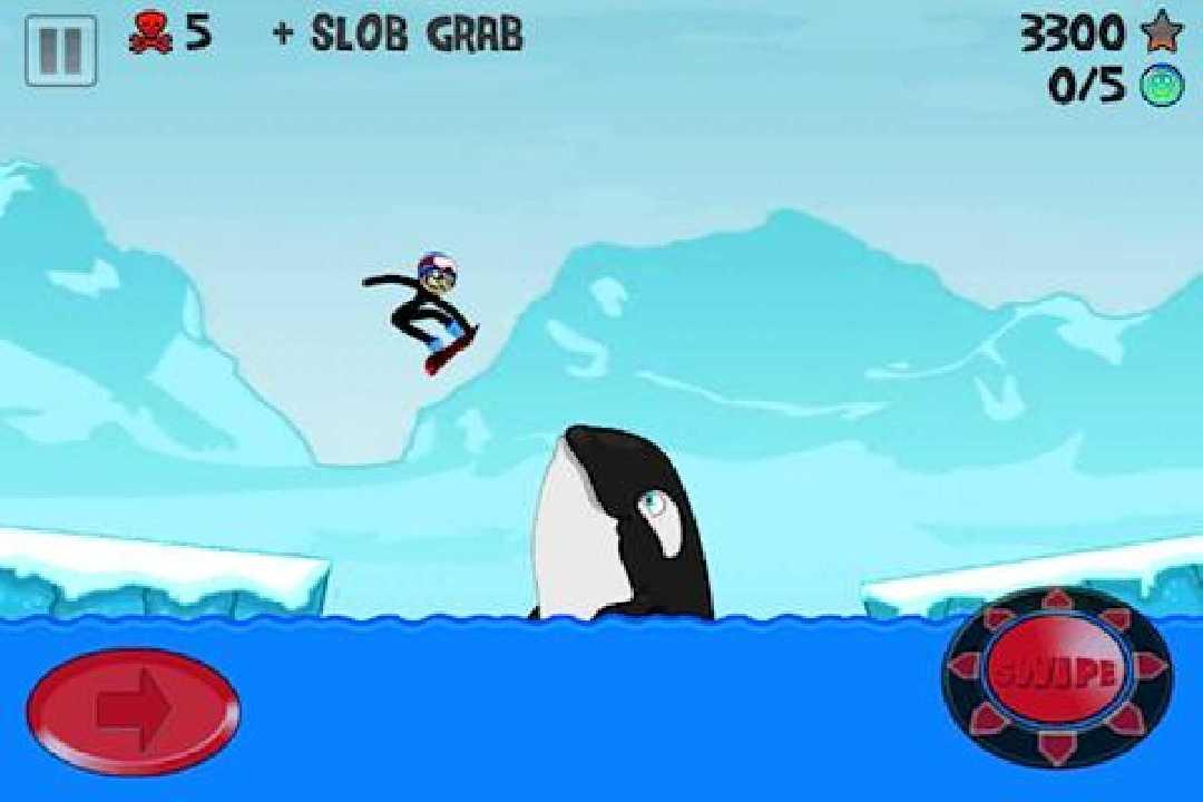火柴人滑雪截图(5)