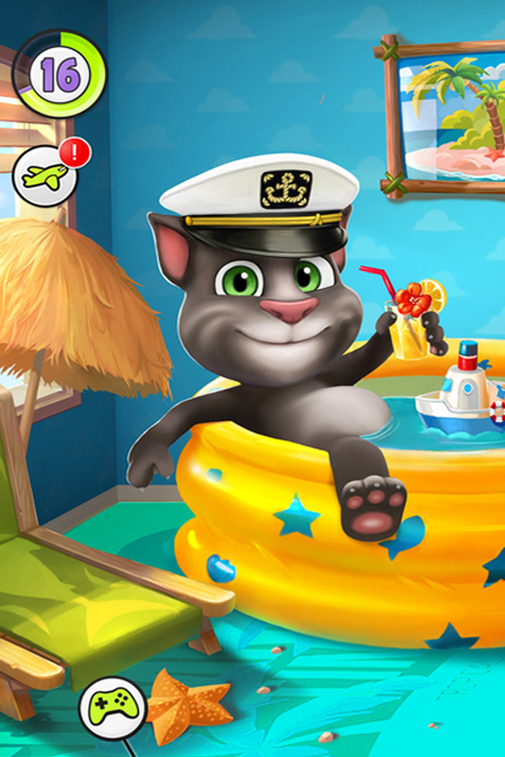 我的汤姆猫截图(1)