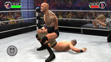 Wrestling Superstar Warriors Hero Fight 3D截图(3)