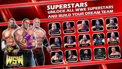 Wrestling Superstar Warriors Hero Fight 3D截图(5)