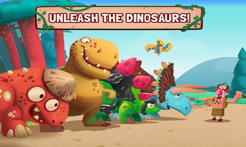 恐龙保卫战截图(2)