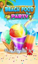 Food Maker! Beach Party截图(1)