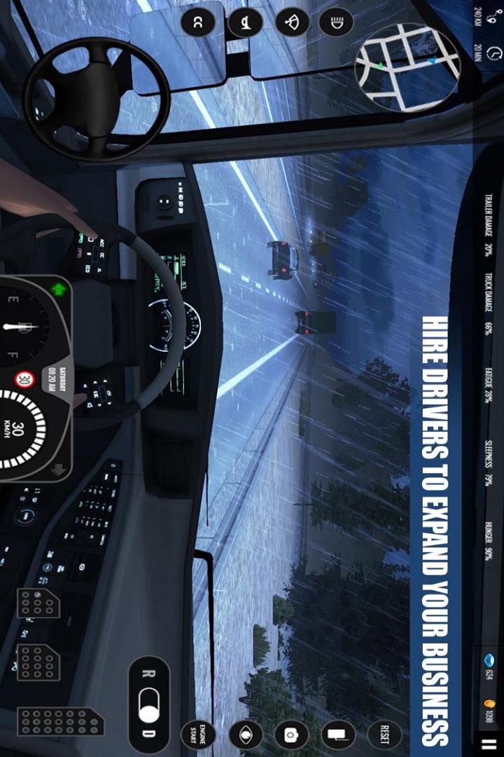 欧洲卡车模拟截图(4)
