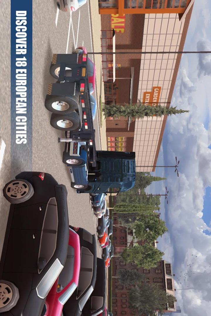 欧洲卡车模拟截图(2)