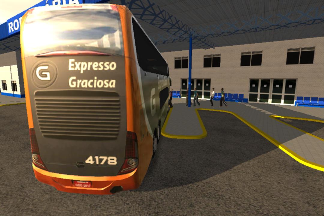Heavy Bus Simulator截图(2)