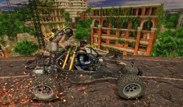 Army Commando Battleground Survival截图(3)