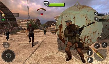 Firing Squad  Fire  Survival Battleground截图(2)