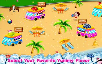 Coconut Milkshake Maker  Beach Party Cooking Game截图(3)