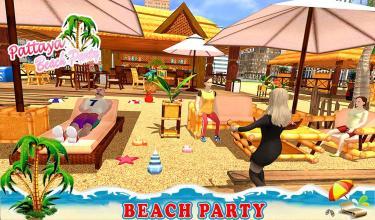 Pattaya Beach Party Summer Rescue截图(3)