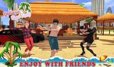 Pattaya Beach Party Summer Rescue截图(4)