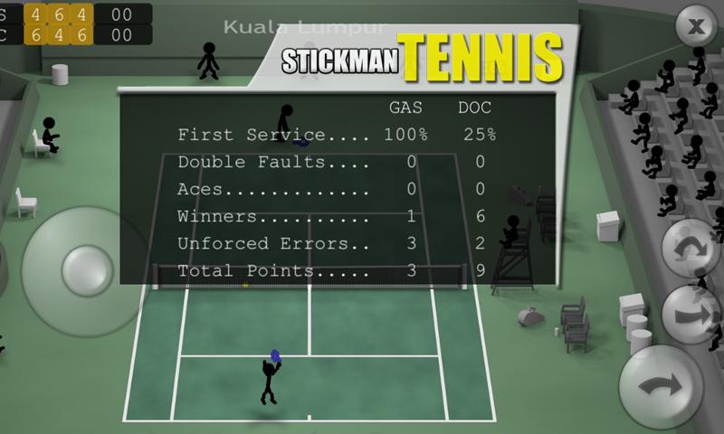 火柴人网球截图(5)