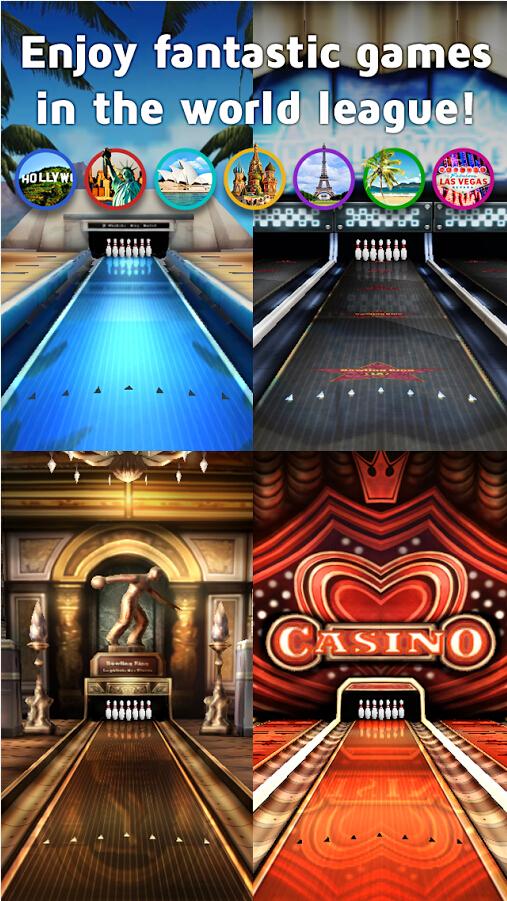 Bowling King截图(5)