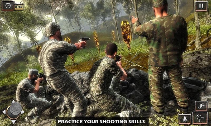 陆军突击队生存任务截图(4)