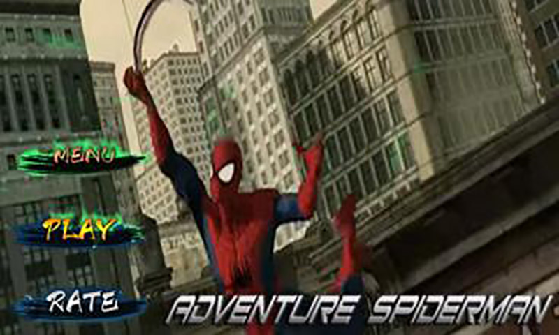 Adventure Spiderman Run截图(3)