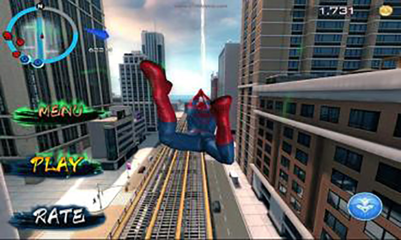 Adventure Spiderman Run截图(1)