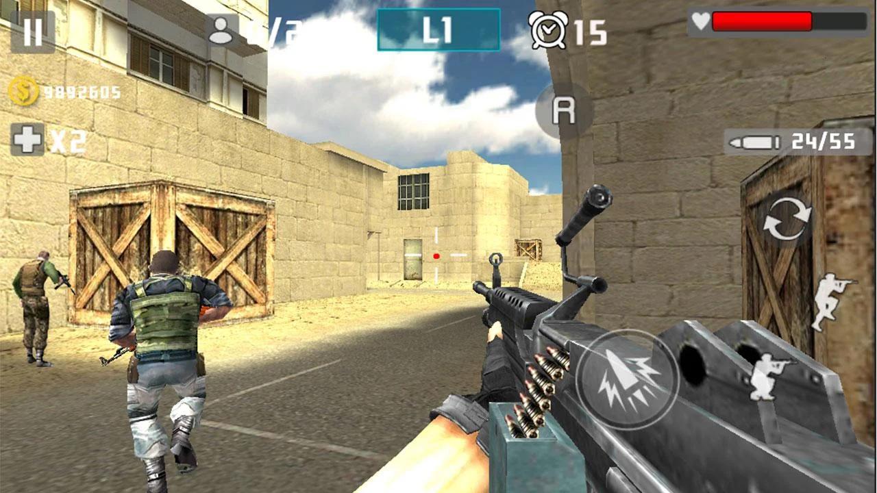 枪和狙击手截图(1)