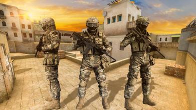 Firing Squad Survival War  Fire Battlegrounds截图(1)