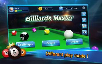 Ball Pool Billiards & Snooker, 8 Ball Pool截图(2)