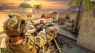 Firing Squad Survival War  Fire Battlegrounds截图(2)