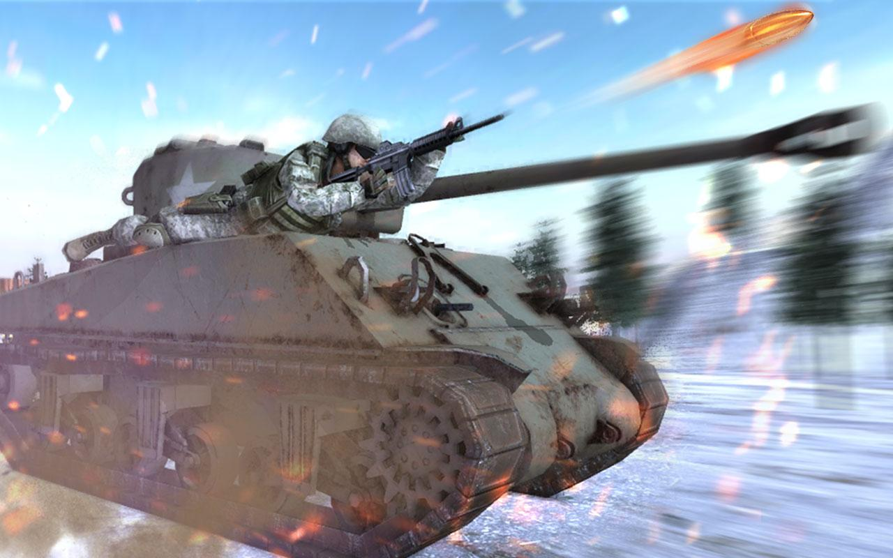 冬季山狙击手 - 现代射击战斗截图(5)