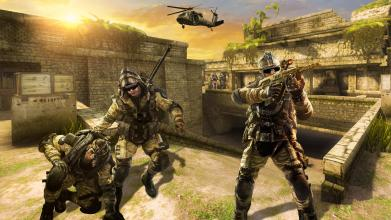 Firing Squad Survival War  Fire Battlegrounds截图(4)