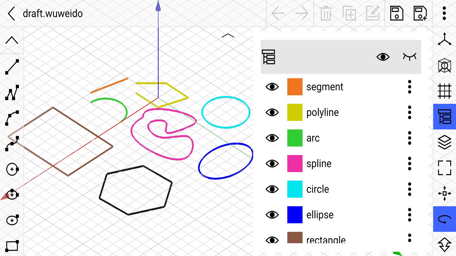 CAD建模号截图(2)