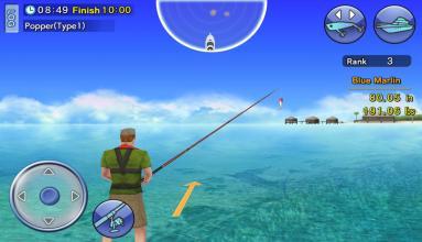 海洋捕鱼截图(2)