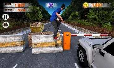 街头滑板3D截图(5)