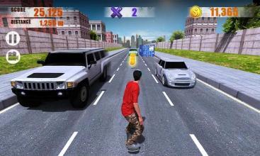 街头滑板3D截图(1)