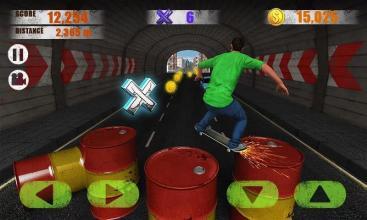 街头滑板3D截图(3)