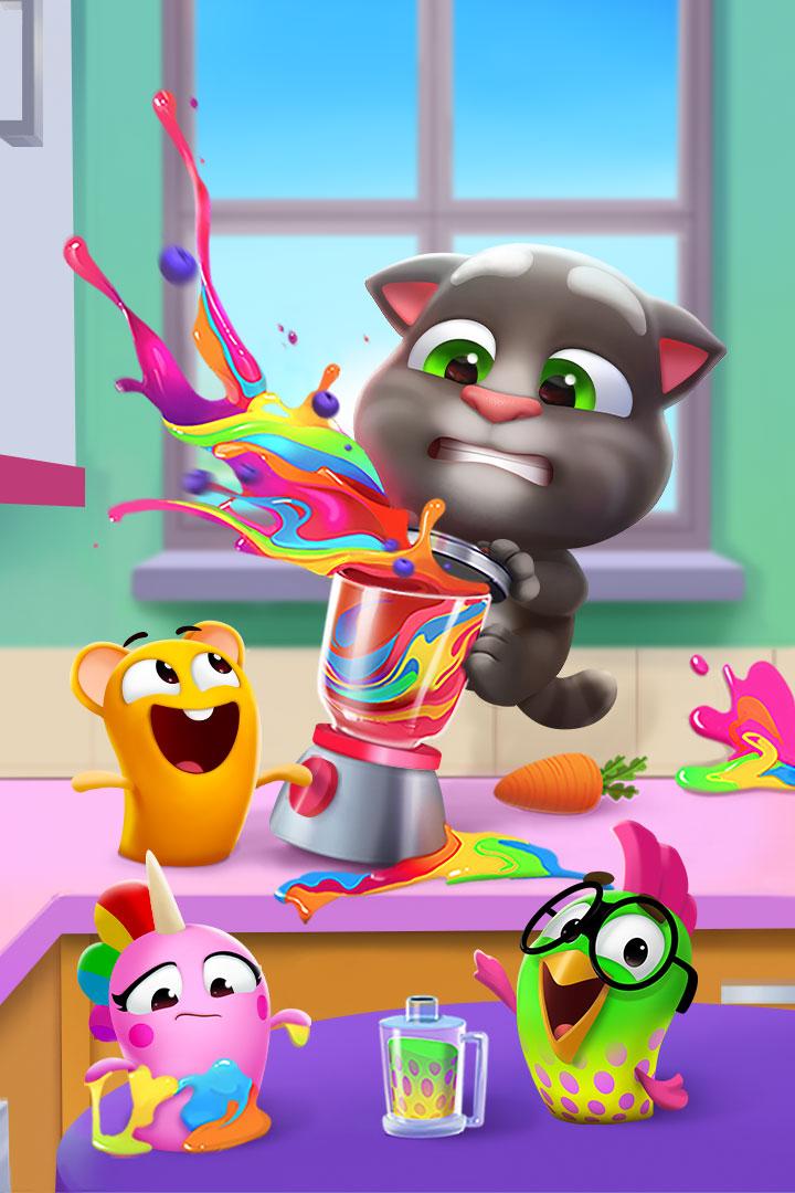 我的汤姆猫2截图(5)
