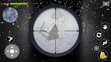 不可能狙击手二战英雄3D召唤截图(2)