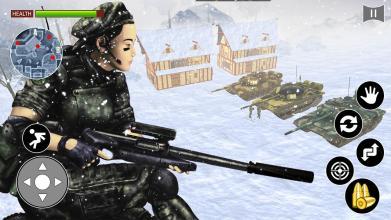 不可能狙击手二战英雄3D召唤截图(1)